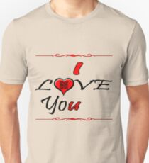 Express Your Love.. Unisex T-Shirt