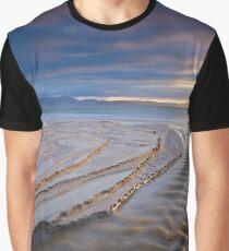 Sand Patterns Graphic T-Shirt