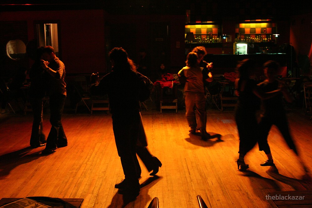 anonymous tango by theblackazar