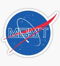 NASA MGMT Logo Sticker