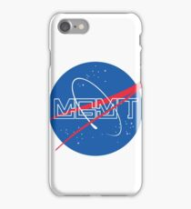 NASA MGMT Logo iPhone Case/Skin