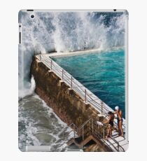 Bondi Beach Splash iPad Case/Skin