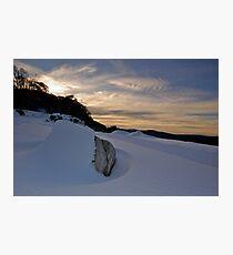 Sunset at Corn Hill Photographic Print