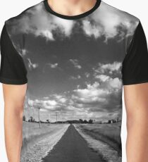 My View of Ten March - Early Evening (South) Graphic T-Shirt