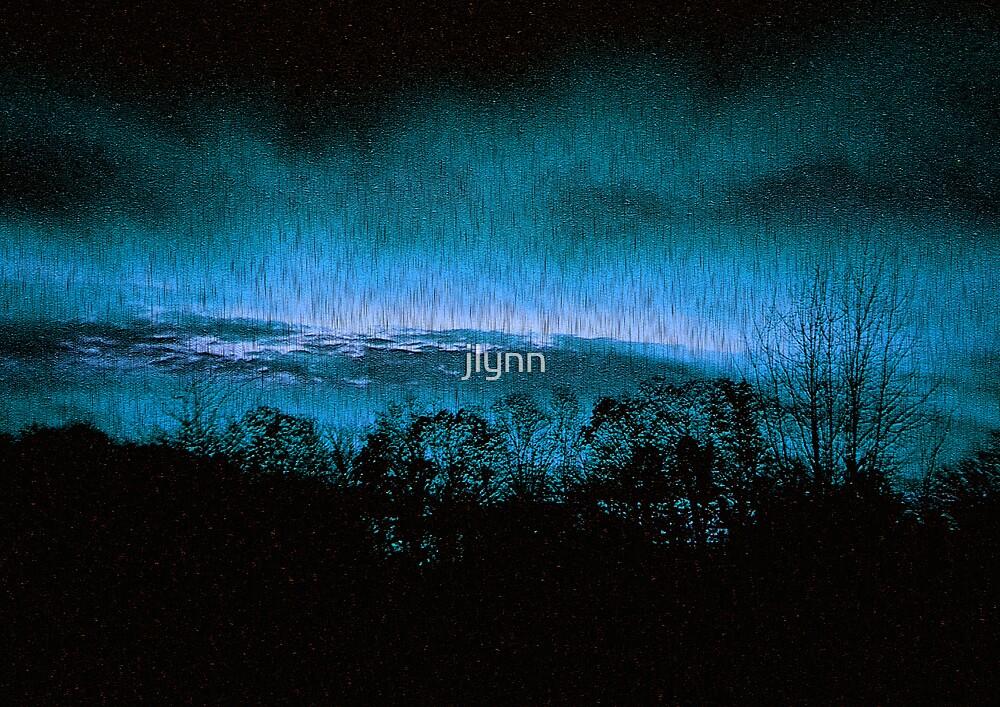Blue Rise by jlynn