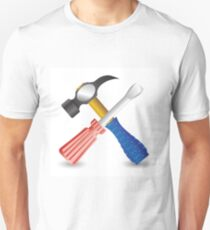hammer and screwdriver Unisex T-Shirt