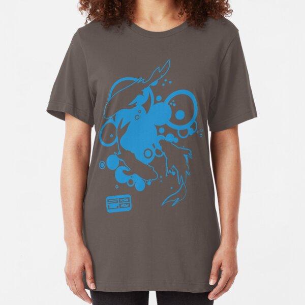 Japanese Koi Slim Fit T-Shirt