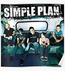 Tour 2017 Simple plan fiofiona FF one Poster