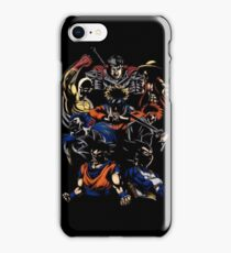 Anime Hero iPhone Case/Skin