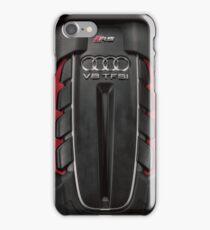 Audi Engine RS iPhone Case/Skin