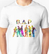 B.A.P Warrior Colorful Design Unisex T-Shirt