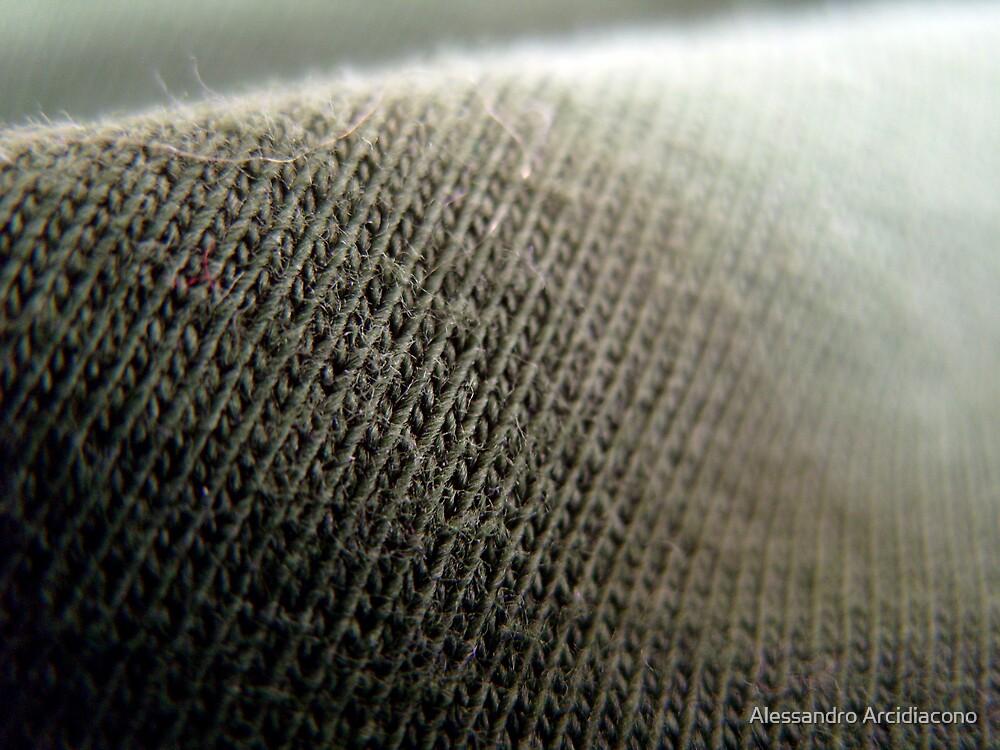 Fabric close up 1 by Alessandro Arcidiacono