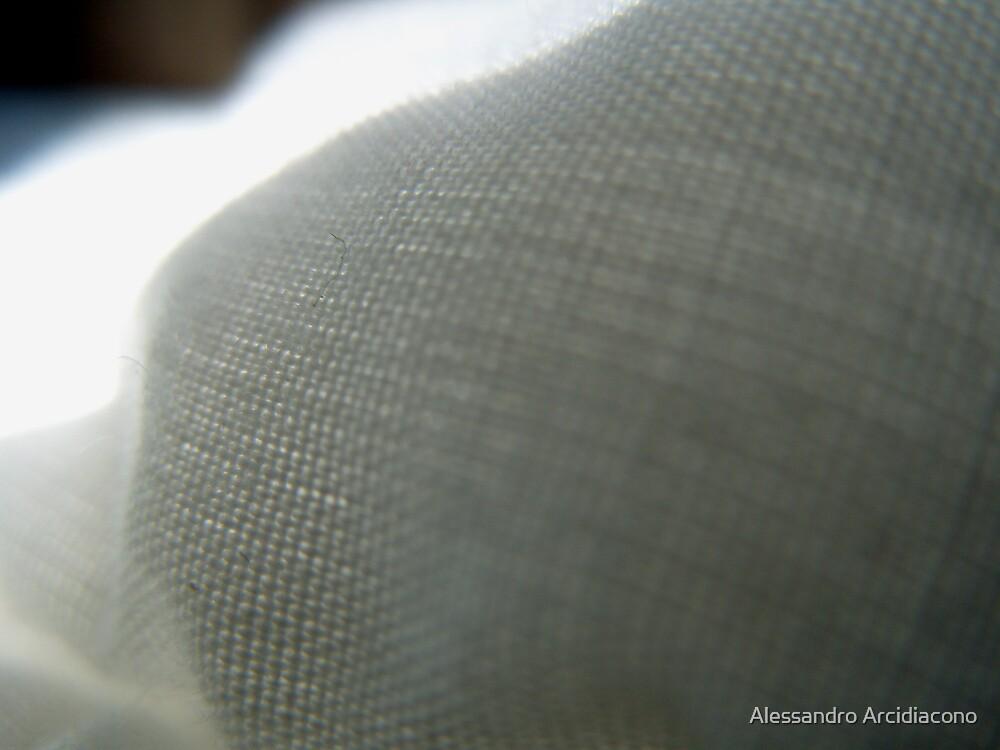 Fabric close up 2 by Alessandro Arcidiacono