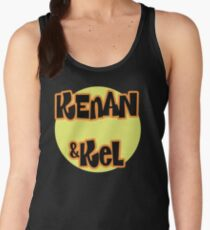 Kenan & Kel Logo Women's Tank Top