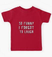 Funny Kids Tee