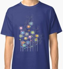 My Groovy Flower Garden Grows II Classic T-Shirt