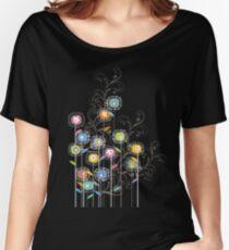 My Groovy Flower Garden Grows II Women's Relaxed Fit T-Shirt