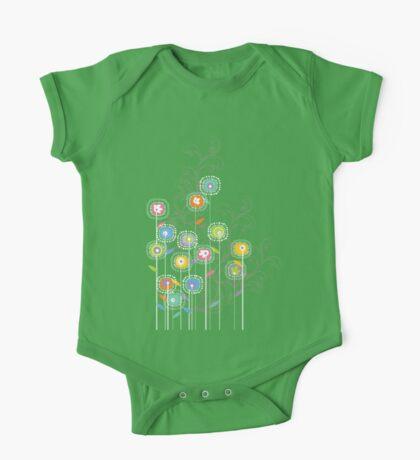 My Groovy Flower Garden Grows II Kids Clothes