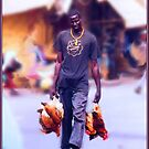 Carrying Chickens to Dakar by Wayne King