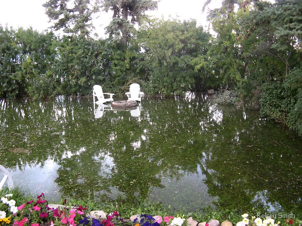 backyard paradise by Kelsey Smith