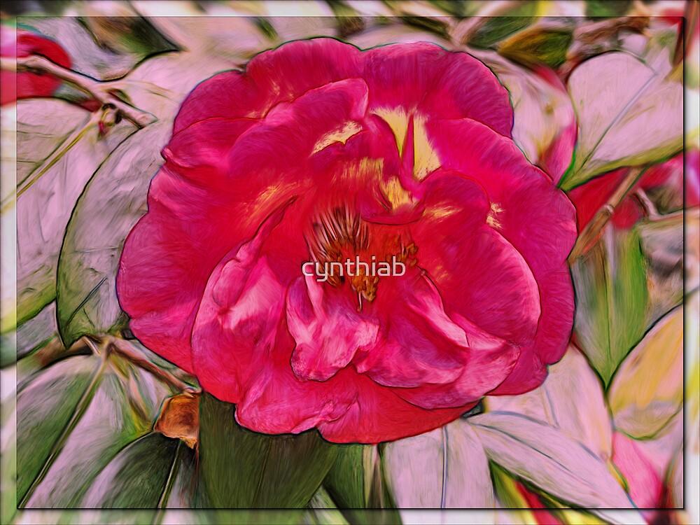 camellia by cynthiab