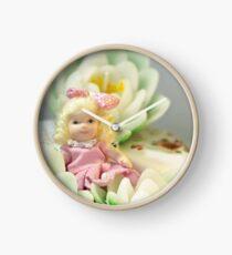 Thumbelina tiny Puppet Clock