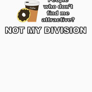 Not My Division {Coffee and Donut Design} by BBCSPUL
