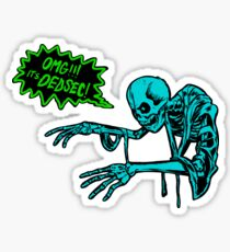 Oh my god it's DedSec Sticker