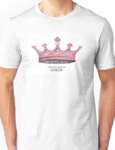 Procrastination Queen Unisex T-Shirt