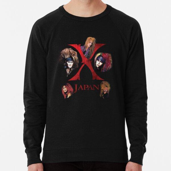 X Japan Classic 1988 (Including Taiji) Lightweight Sweatshirt