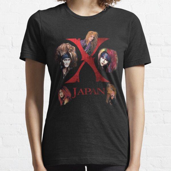 X Japan Classic 1988 (Including Taiji) Essential T-Shirt