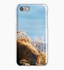 American Mink iPhone Case/Skin