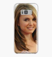 Natalie Portman oil paint Samsung Galaxy Case/Skin