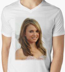 Natalie Portman oil paint T-Shirt