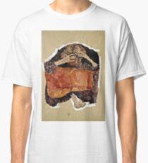 Egon Schiele -Troubled Woman Classic T-Shirt