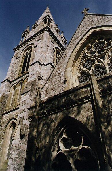 St Judes Church by Owen Cheek