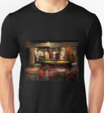 Hobby - Pool - The billiards club 1915 Unisex T-Shirt