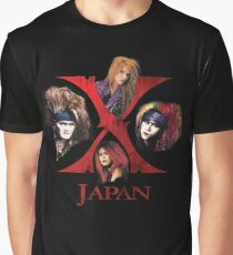 X Japan Classic 1988 Graphic T-Shirt