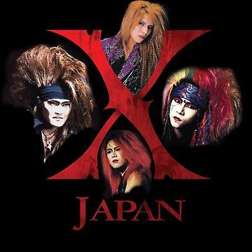 X Japan Classic 1988 by Juka08