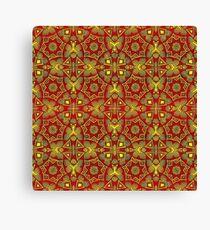 Kaleidoscope-11 Canvas Print