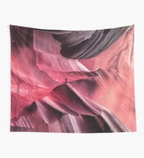 Return to a place never seen Wall Tapestry