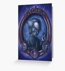 Count Olaf Greeting Card