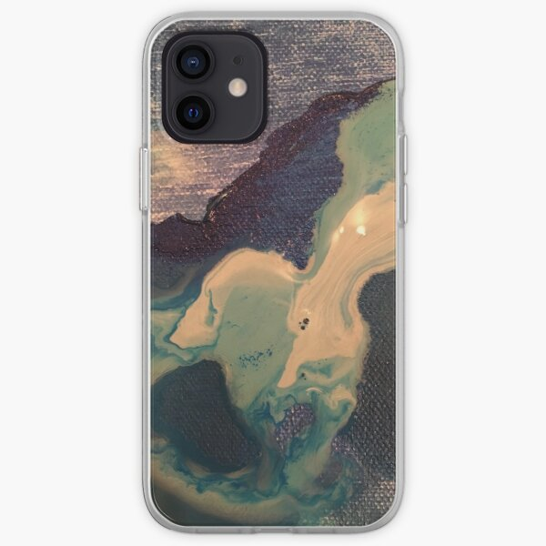 Sea Foam iPhone Soft Case
