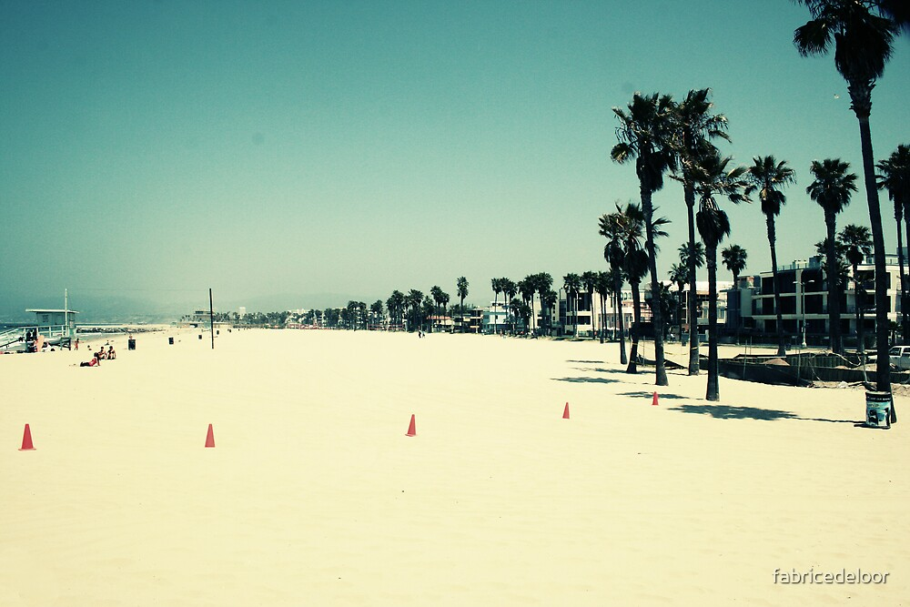 Venice Beach by fabricedeloor
