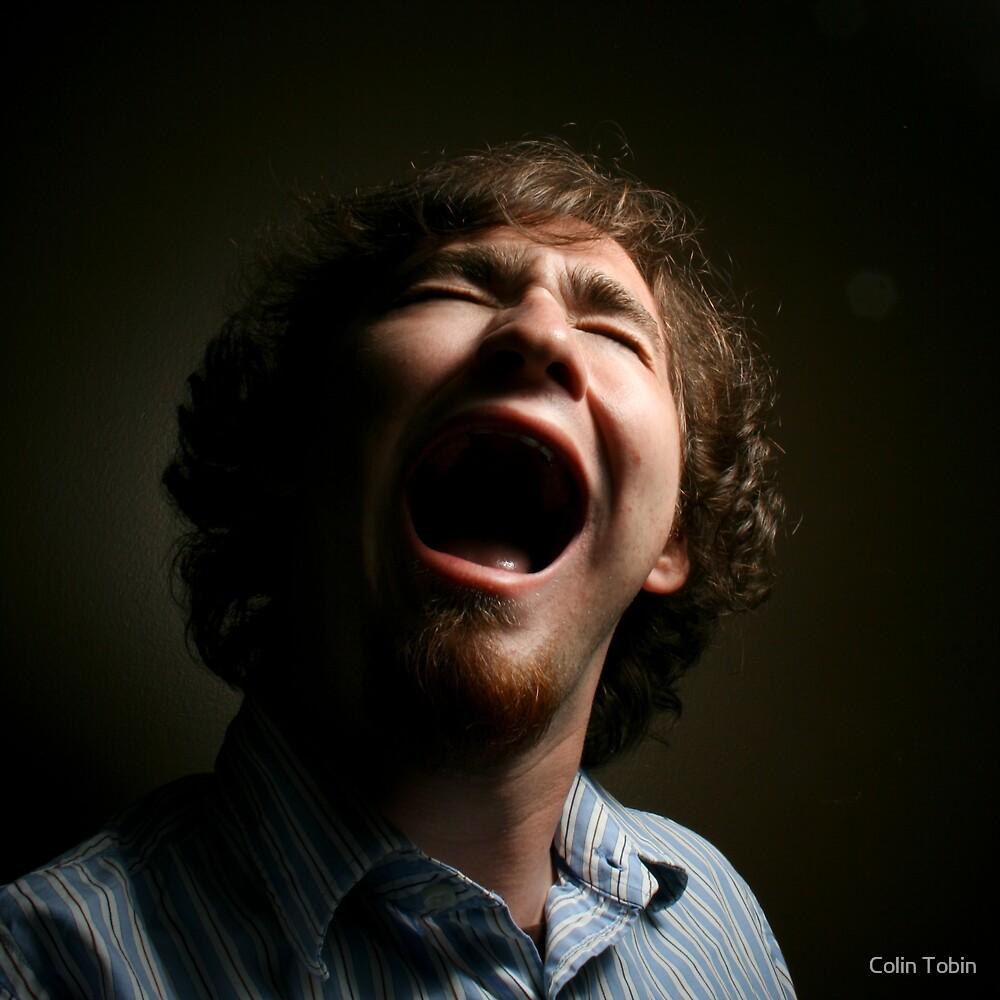 Scream by Colin Tobin