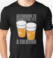 Be-Er  It's A Solution T-Shirt