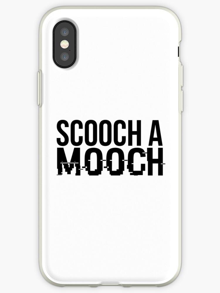 differently b1826 f92b6 'Scooch a Mooch - Stringbag' iPhone Case by WieskeV