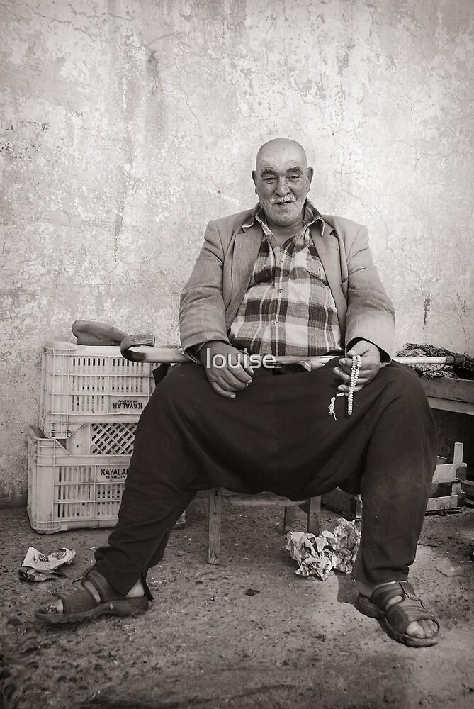 TURKISH MAN by louise