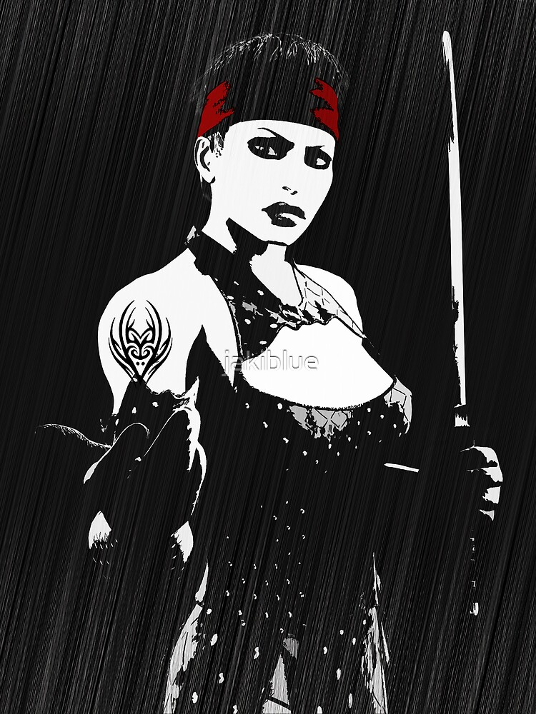 Dark Sword by jakiblue