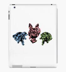 Powerpuff Camo iPad Case/Skin